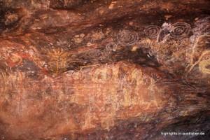 Aborigine Zeichnungen