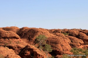 Die Domes am Kings Canyon