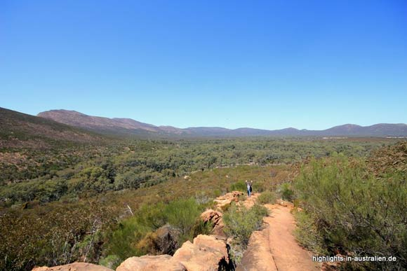 Wilpena Pound in den Flinders Ranges